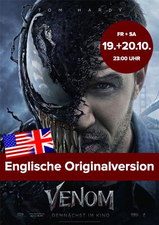 """Englische OV: """"Venom"""""""