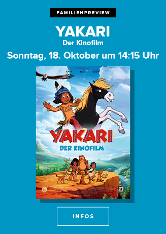 Familienpreview - Yakari - Der Kinofilm
