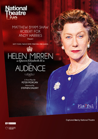 National Theatre London: The Audience mit Helen Mirren
