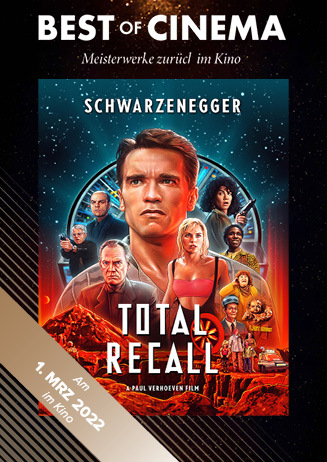 Best of Cinema: Total Recall - Totale Erinnerung
