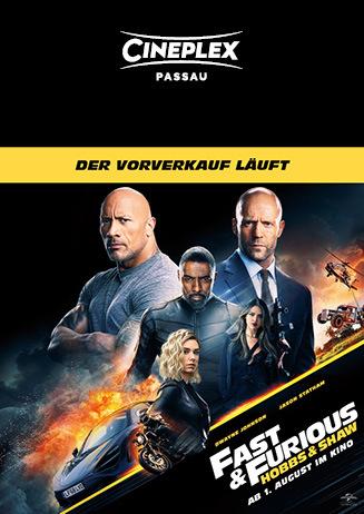 VVK: Fast & Furious: Hobbs & Shaw