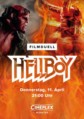 HELLBOY Filmduell