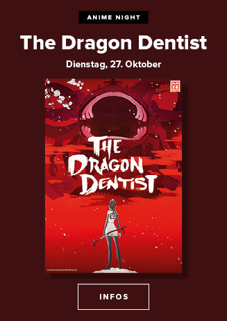 Anime im Dietrich Theater: The Dragon Dentist