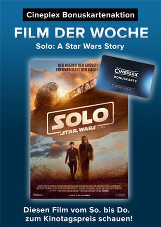 Film der Woche: Solo: A Star Wars Story