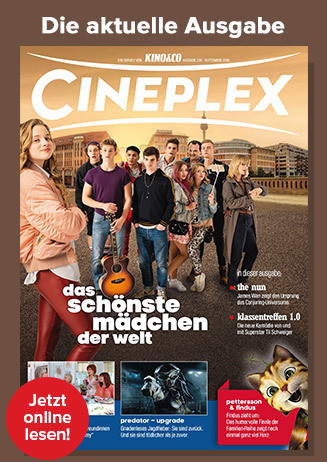 Cineplex KinoCo Ausgabe September