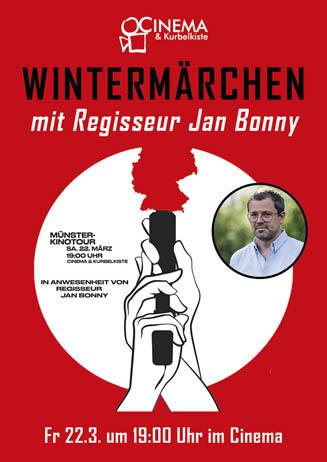 WINTERMÄRCHEN mit Regisseur Jan Bonny
