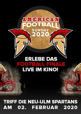 American Football Sunday 2020