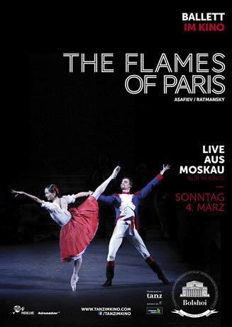 Bolschoi Ballett: THE FLAMES OF PARIS