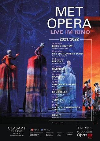 Met Opera 2021/22