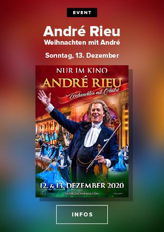 ANDRE RIEU: Weihnachten mit Andre
