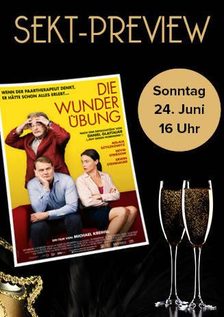 """180624 Sekt-Preview """"Die Wunderübung"""""""
