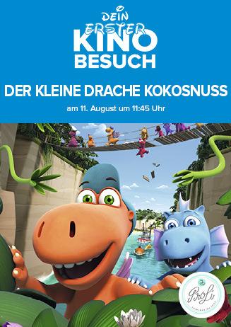 """Dein erster Kinobesuch: """"Der kleine Drache Kokosnuss 2"""""""