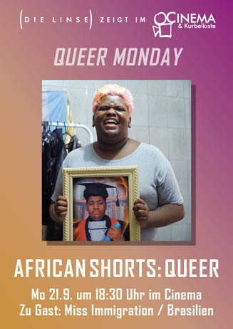 Queer Monday: African Shorts: Queer