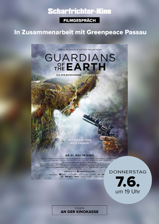 Filmgespräch: Guardians of the Earth