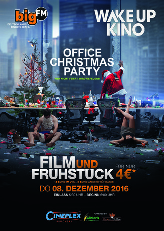 bigFM WakeUpKino: OFFICE CHRISTMAS PARTY
