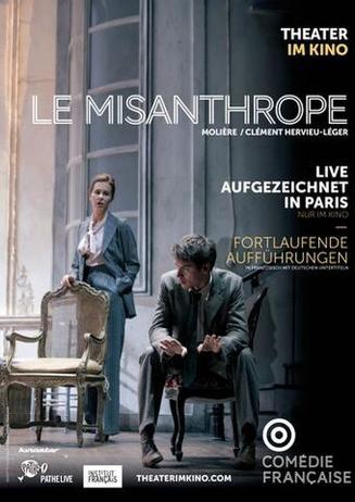 La Comedie-Francaise: Le Misanthrope