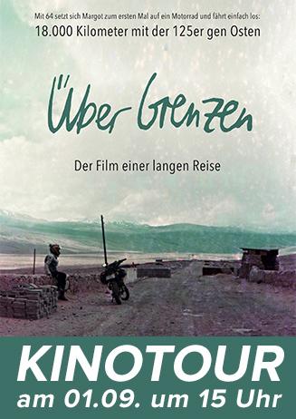 """Kinotour: """"Über Grenzen"""""""