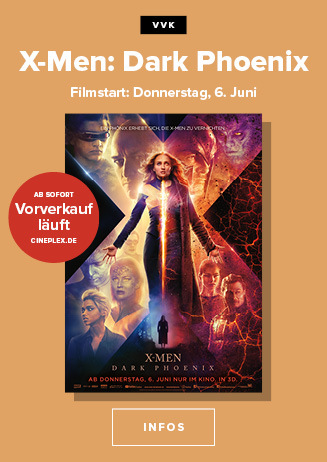 X-Men: Dark Phoenix VVK