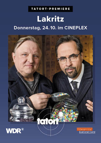 Tatort-Kinopremiere: LAKRITZ