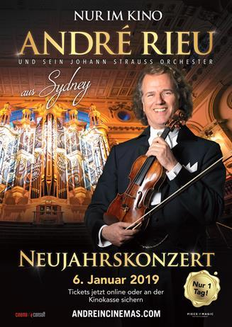 AC: André Riue - Neujahrskonzert