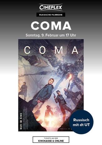 Russische Filmreihe: COMA