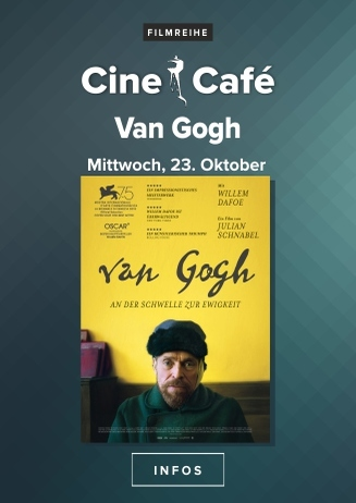 CineTowerCafé: Van Gogh