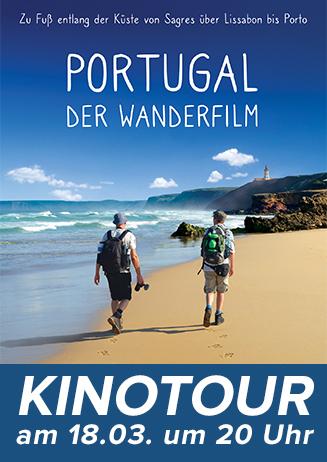 """Kinotour mit den Filmemachern von """"Portugal - Der Wanderfilm"""""""