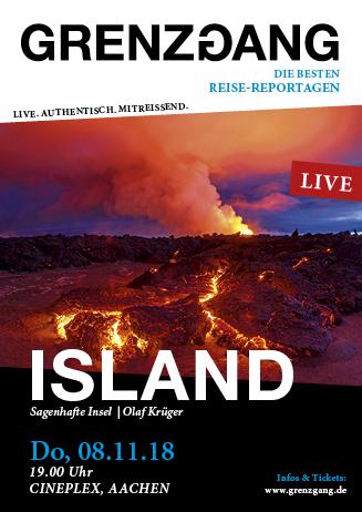 Grenzgang: Island