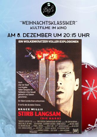 """Weihnachtsklassiker: """"Stirb Langsam 1"""""""
