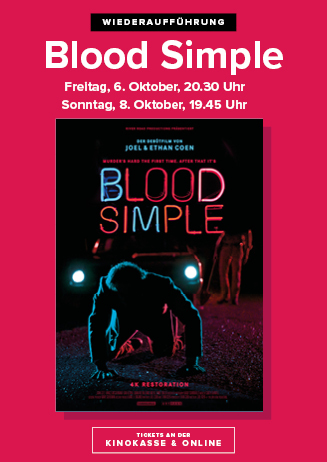 "171006+08 Special ""Blood Simple"""