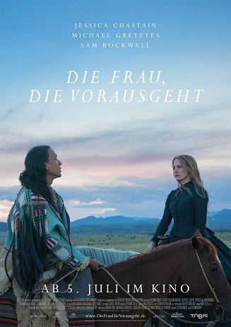 Kino für Kenner: DIE FRAU, DIE VORAUSGEHT
