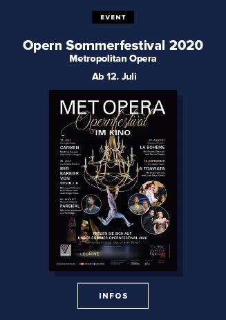 MET Opera Opernfestival im Kino