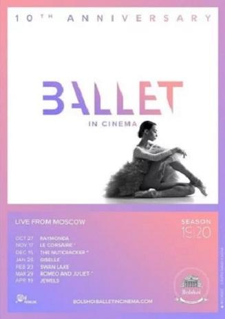live aus dem BOLSCHOI-Theater in Moskau
