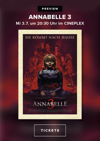 Preview: ANNABELLE 3