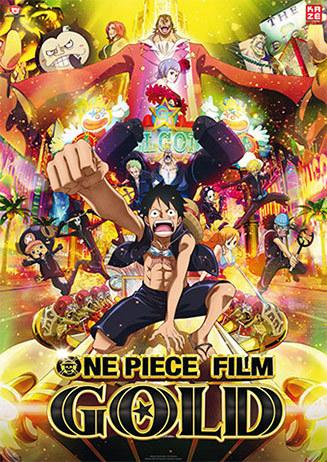 Anime Night: One Piece Gold