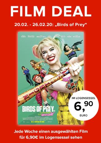 """Film Deal: """"Birds of Prey"""""""