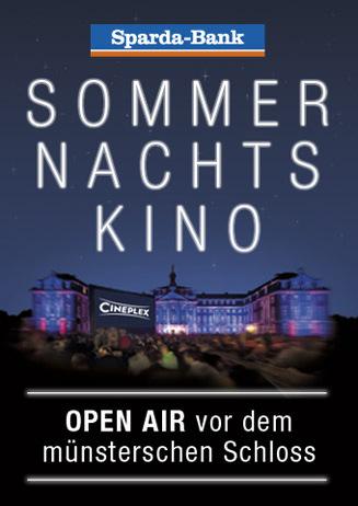 Sparda-Bank Sommernachtskino Open Air