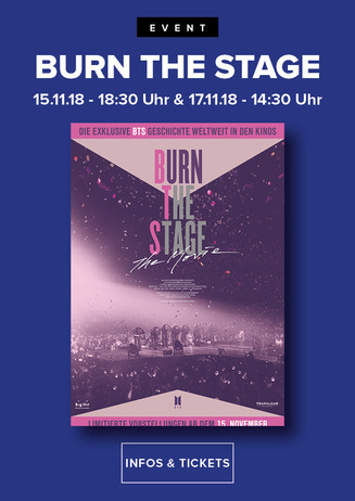 """Event """" Burn the Stage"""""""