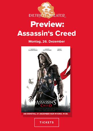 Preview: Assassins Creed