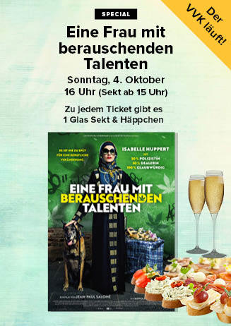 """201004 Preview """"Eine Frau mit berauschenden Talenten"""""""