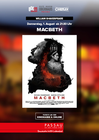 "Sommerkino 2019: ""Macbeth"""