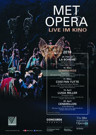 MET Opera: SEMIRAMIDE