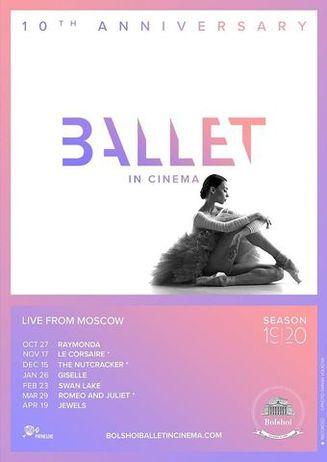 Bolshoi Ballett 2019/20