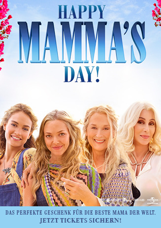 VVK-Start: Mamma Mia! Here We Go Again