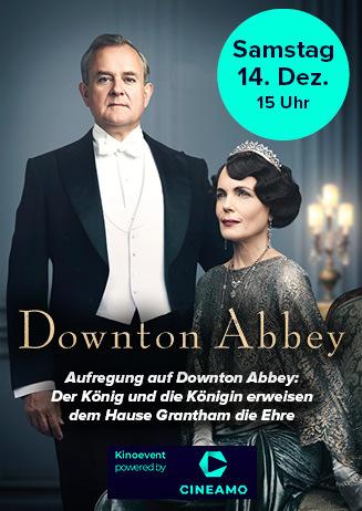 "191214 Cineamo Special ""Downton Abbey"""