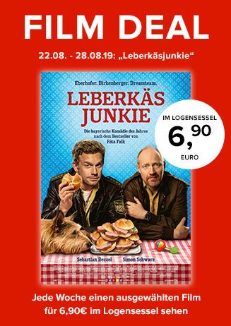 """Film Deal: """"Leberkäsjunkie"""""""