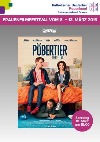 Frauenfilmfestival: Das Pubertier - Der Film