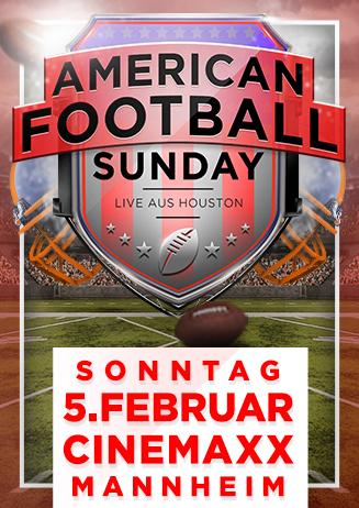 American Football Sunday 2017