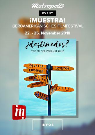 """Muestra - iberoamerikanisches Filmfestival"""
