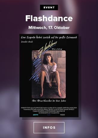 Flashdance - 17.10. um 19.00